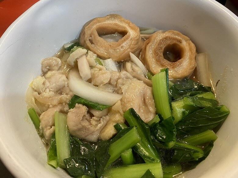 「コープデリミールキット金沢郷土料理 鶏肉とたけのこの治部煮」作り方⑨