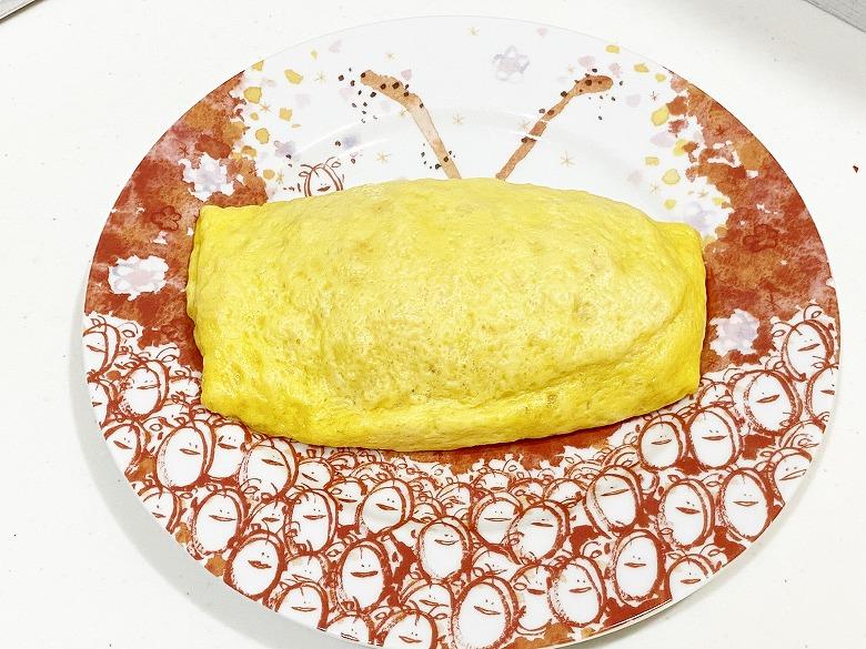 コープデリ ふっくら卵のオムライス2食入(200g × 2)何もかけない