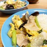 【豚肉ときくらげと野菜のたまご炒め レビュー】子どもも大人も好き!簡単手作りのおいしさが味わえる人気の食材セット【コープデリミールキット】